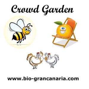 Crowd Garden